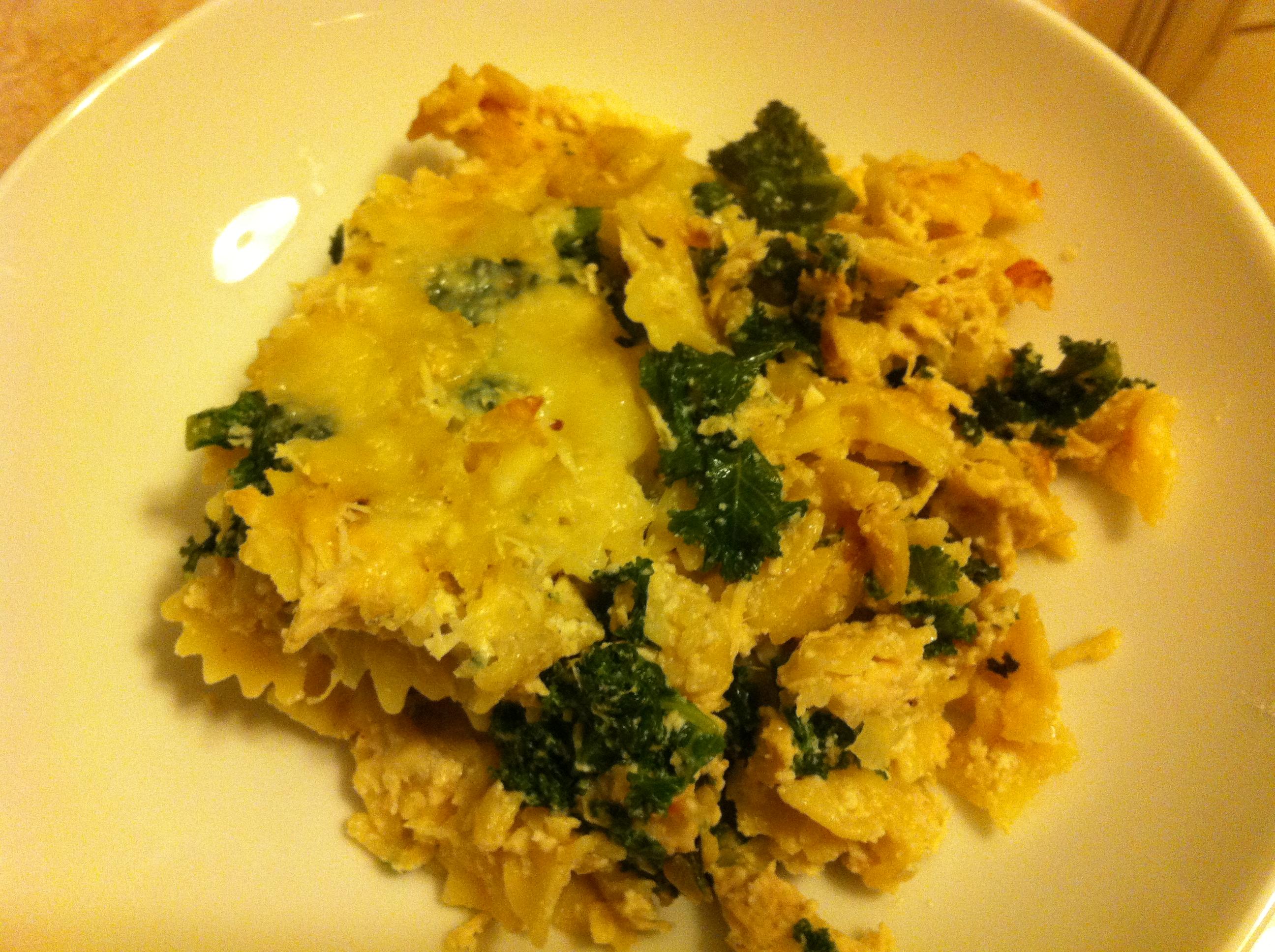 Recipe Re-Do: Martha Stewart's Chicken and Kale Casserole | BlogHer